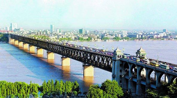 手拉hulu应用于wuhan大桥