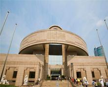 手拉hulu应用于上海bo物馆